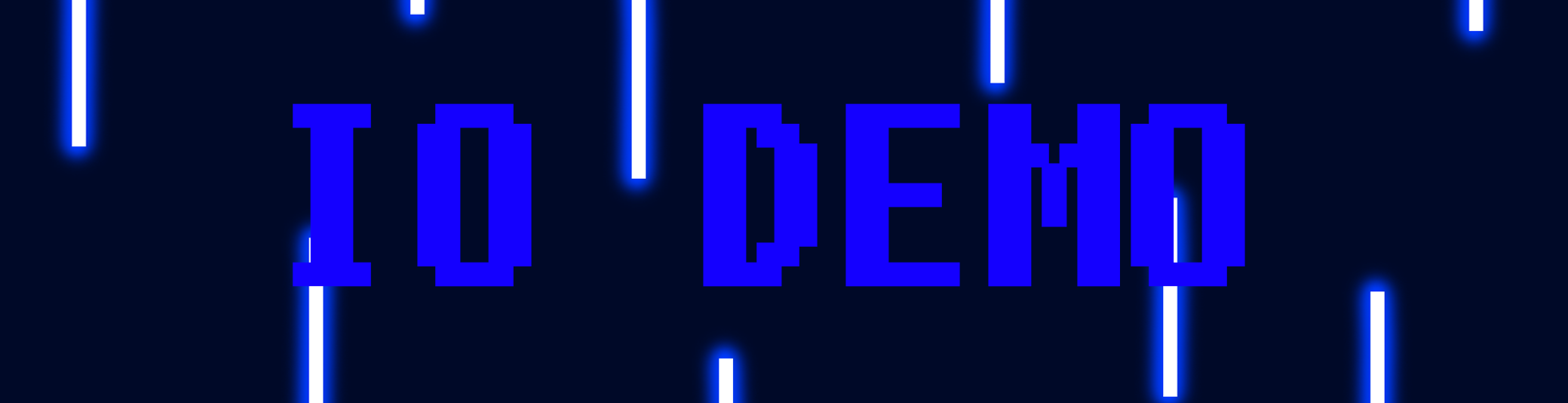 IO demo