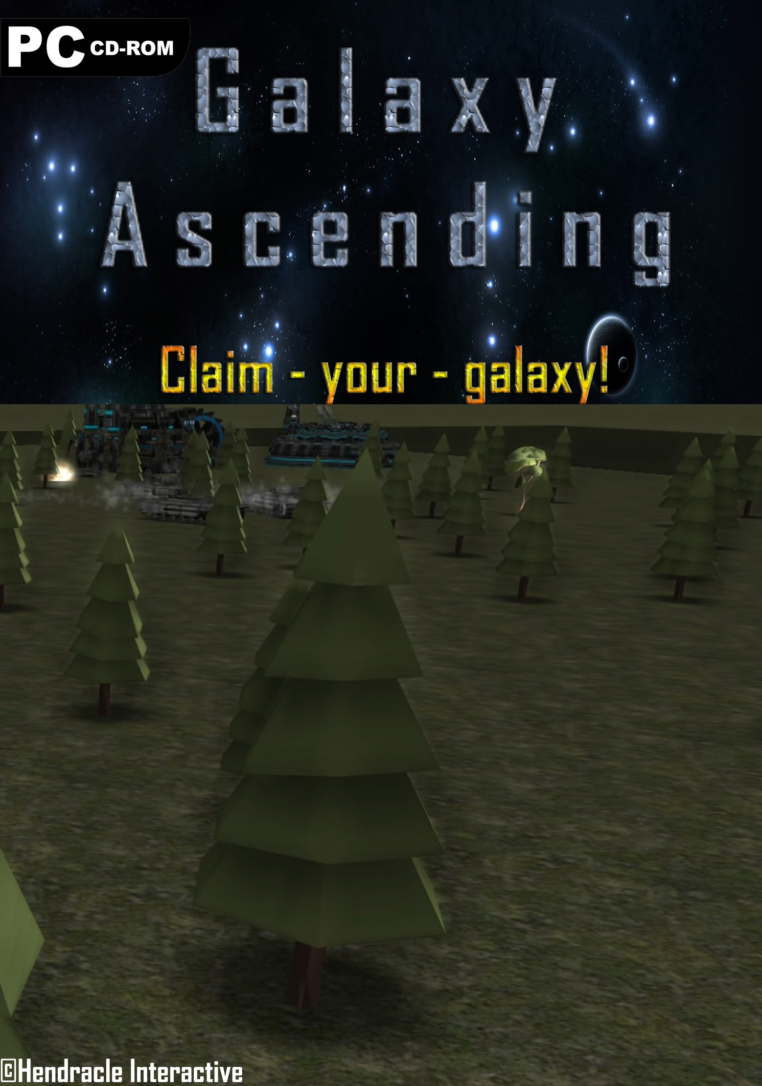 Galaxy Ascending