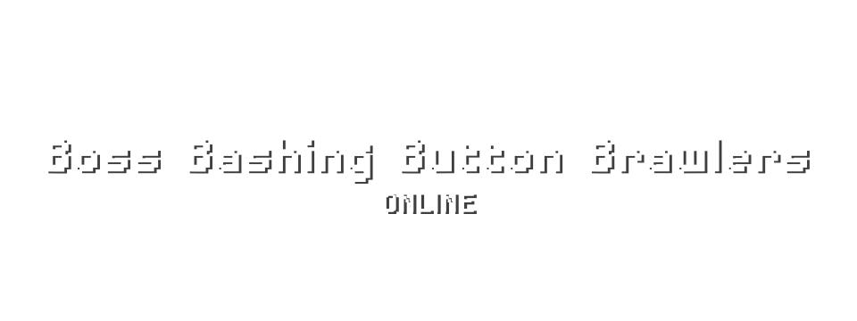 Boss Bashing Button Brawlers