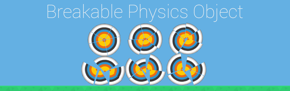Breakable Physics Circle Object for GameMaker: Studio