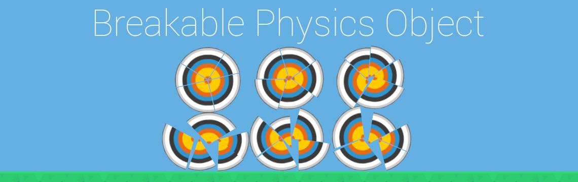 Breakable Physics Circle Object for GameMaker: Studio