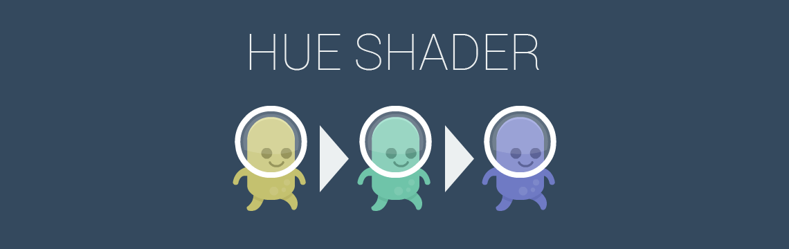 Hue Shader for GameMaker: Studio