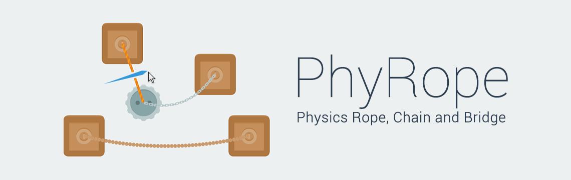 PhyRope for GameMaker: Studio
