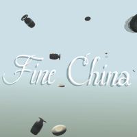 Fine China: you break it, you buy it