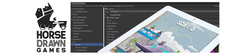 Hdg Remote Debug - Live Update Tool for Unity