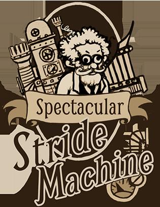 Spectacular Stride Machine