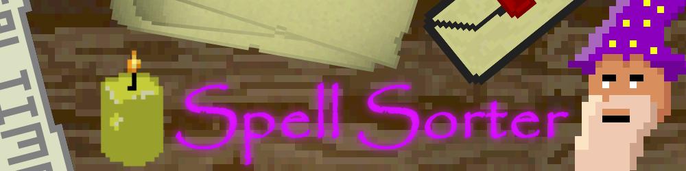 Spell Sorter