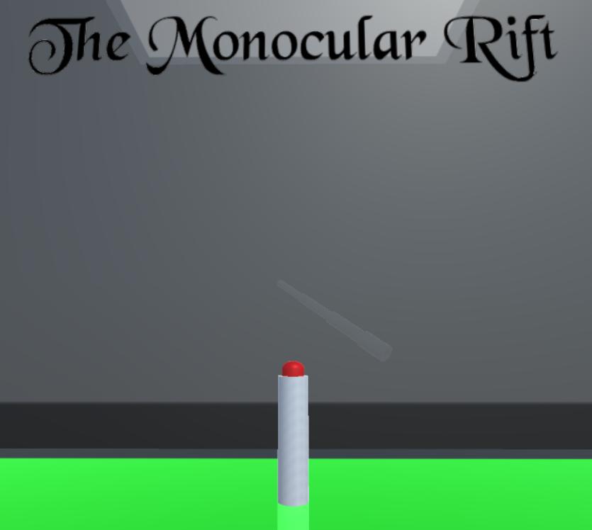 Monocular Rift