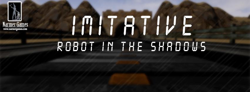 Imitative Robot in the shadows