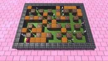 BomberChan jogo feito em 4 dias HOsvJ7