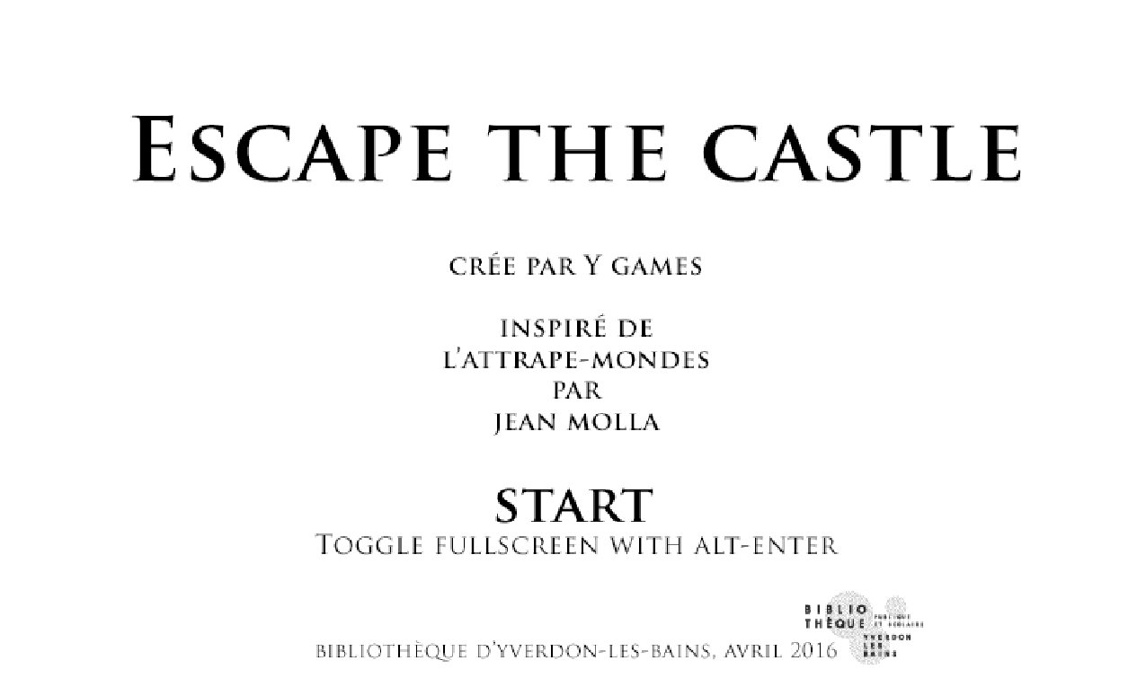 Escape The Castle