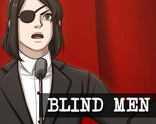 Blind Men [$3.50] [Visual Novel] [Windows] [macOS] [Linux]