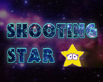 shooting star by kgamblin