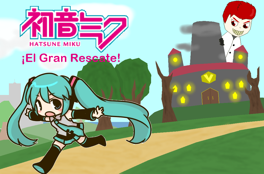 Hatsune Miku: El Gran Rescate