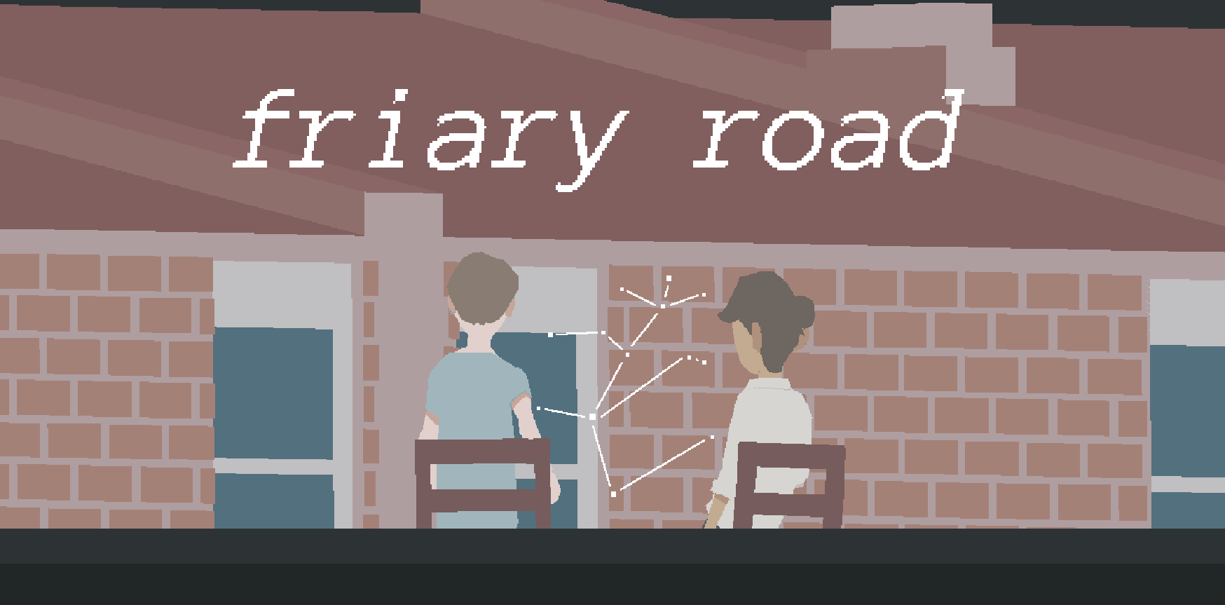 Friary Road (Fermi Paradox Game Jam Version)