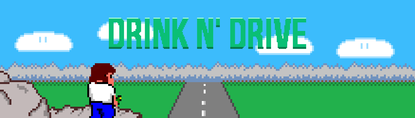 Drink'n'Drive - Retro Racing