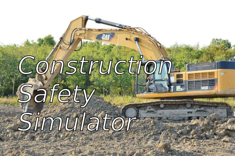 Construction Site Simulator