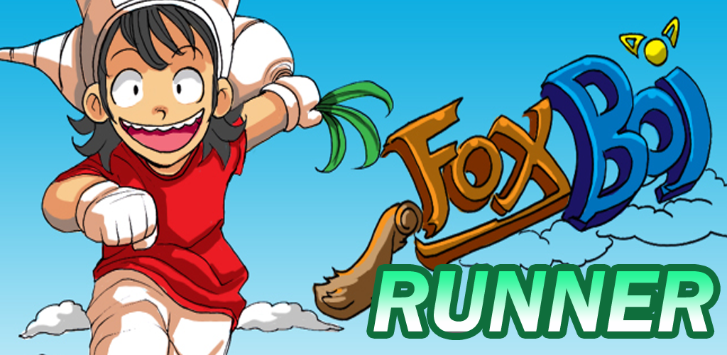 FoxBoi Runner Adventure
