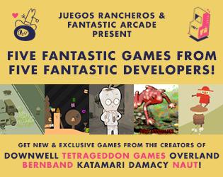 The 2016 Fantastic Arcade Bundle By Juegos Rancheros