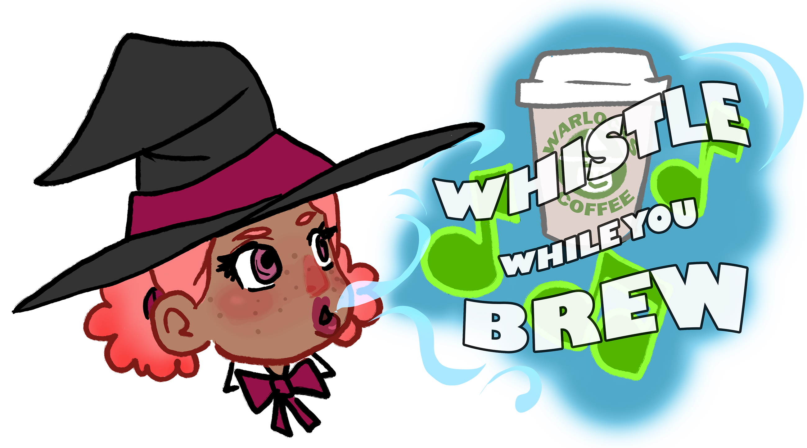 Whistle While You Brew