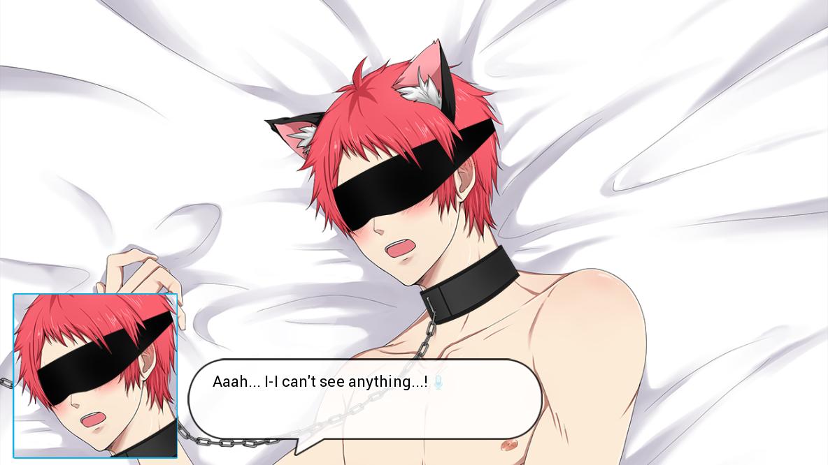 yaoi dating sim