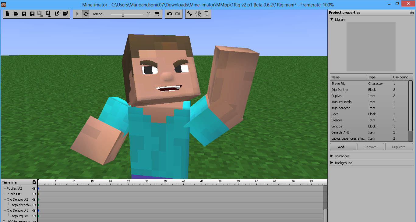 Mine-Imator animator for Minecraft Free by CatboyMJM