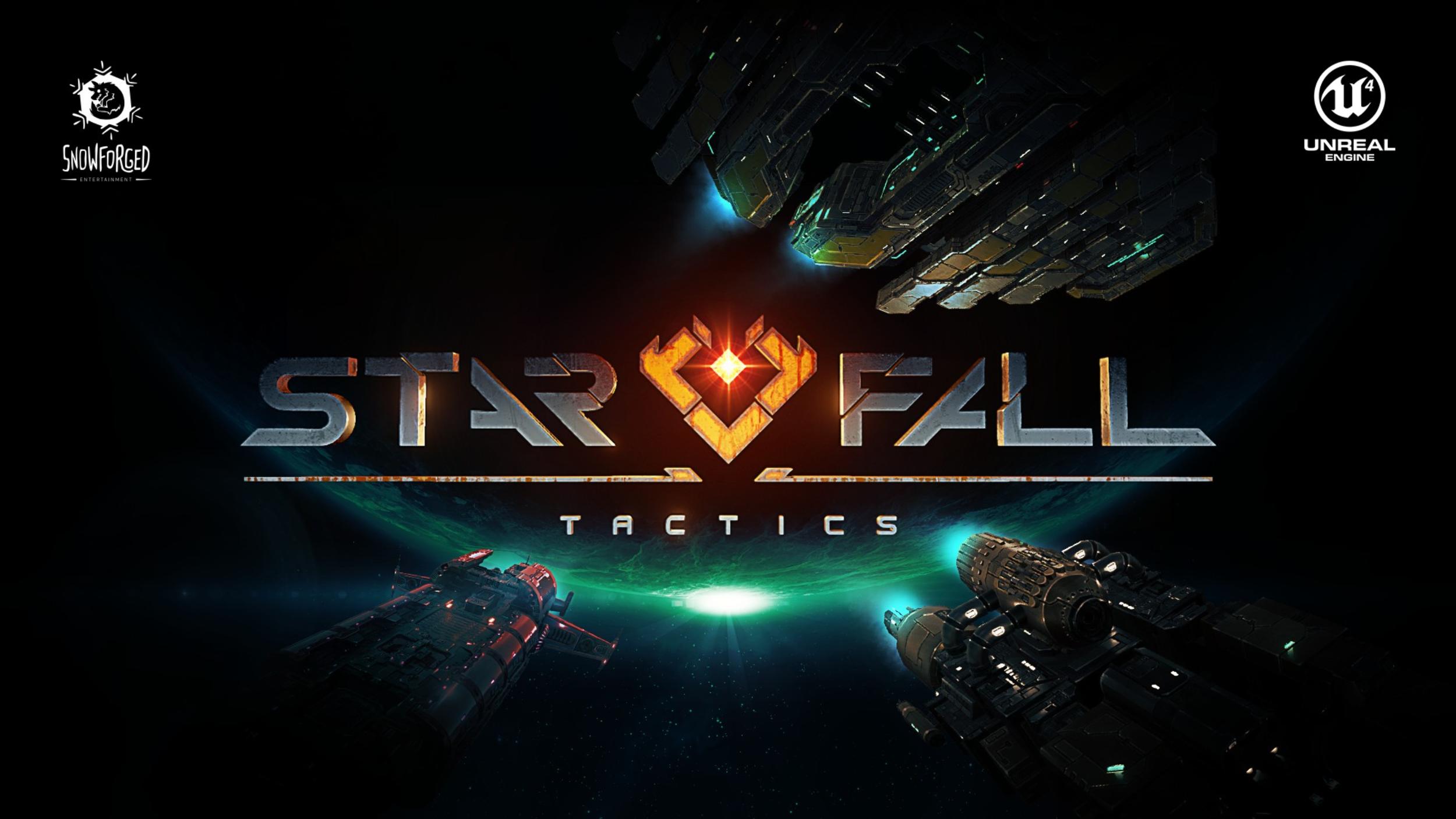 Starfall Tactics