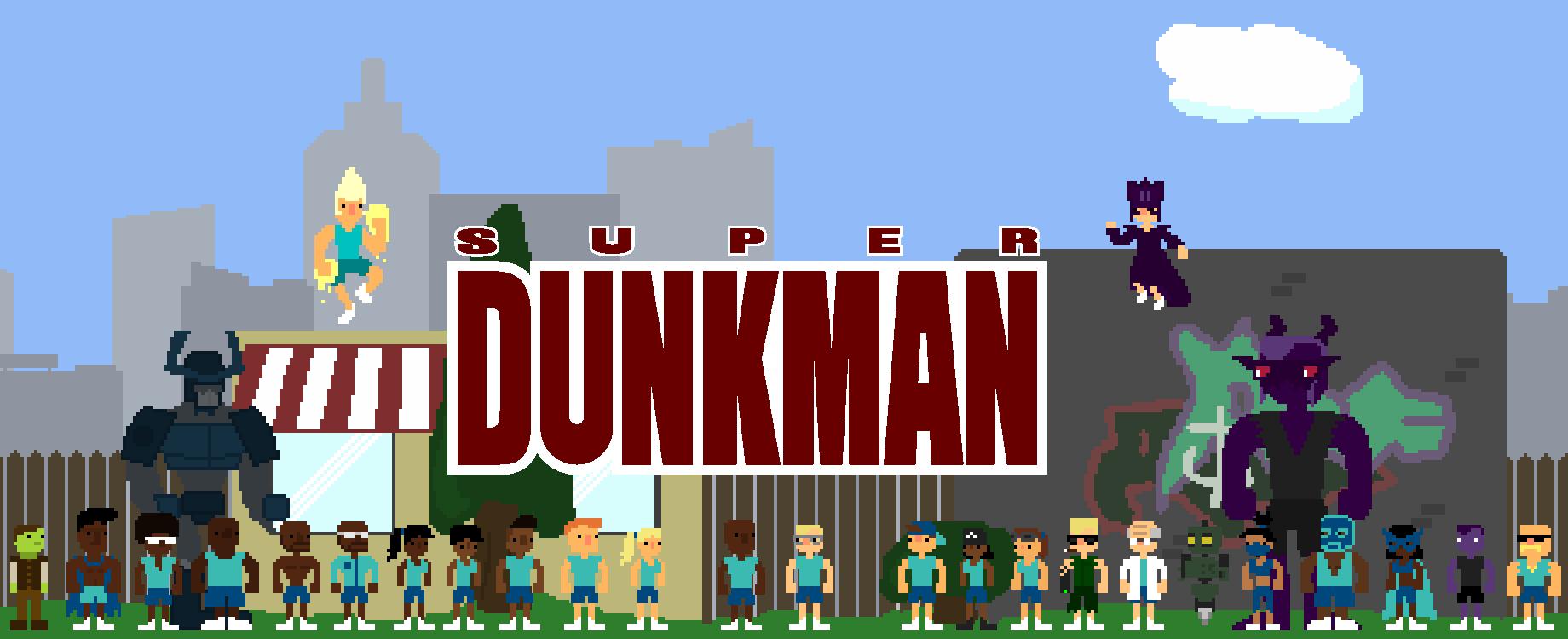 Super Dunkman