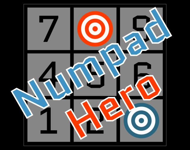 Numpad Hero