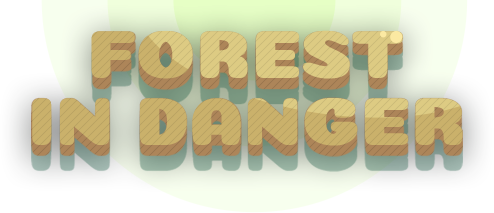 Forest in danger