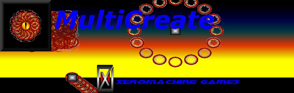 MultiCreate Script Pack 1 for GM: Studio