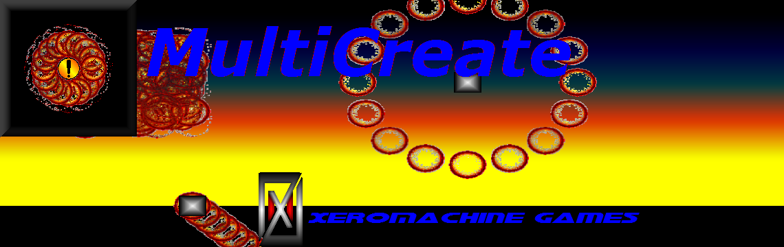 MultiCreate Script Pack 2 for GM: Studio