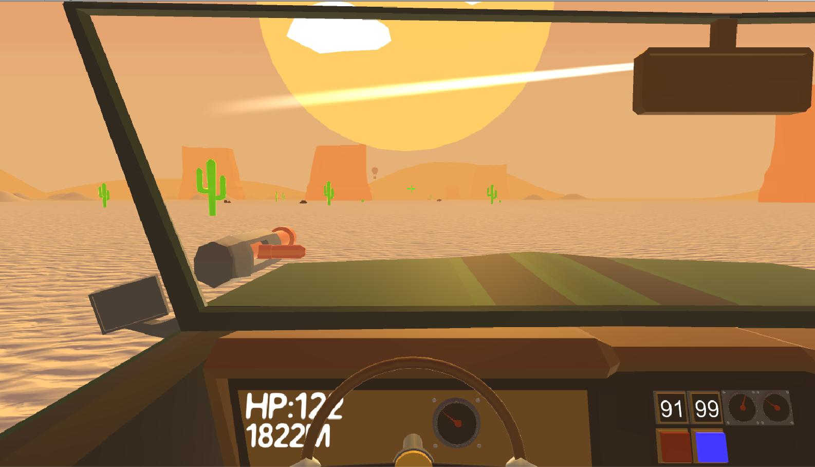 VR Marathon Driver