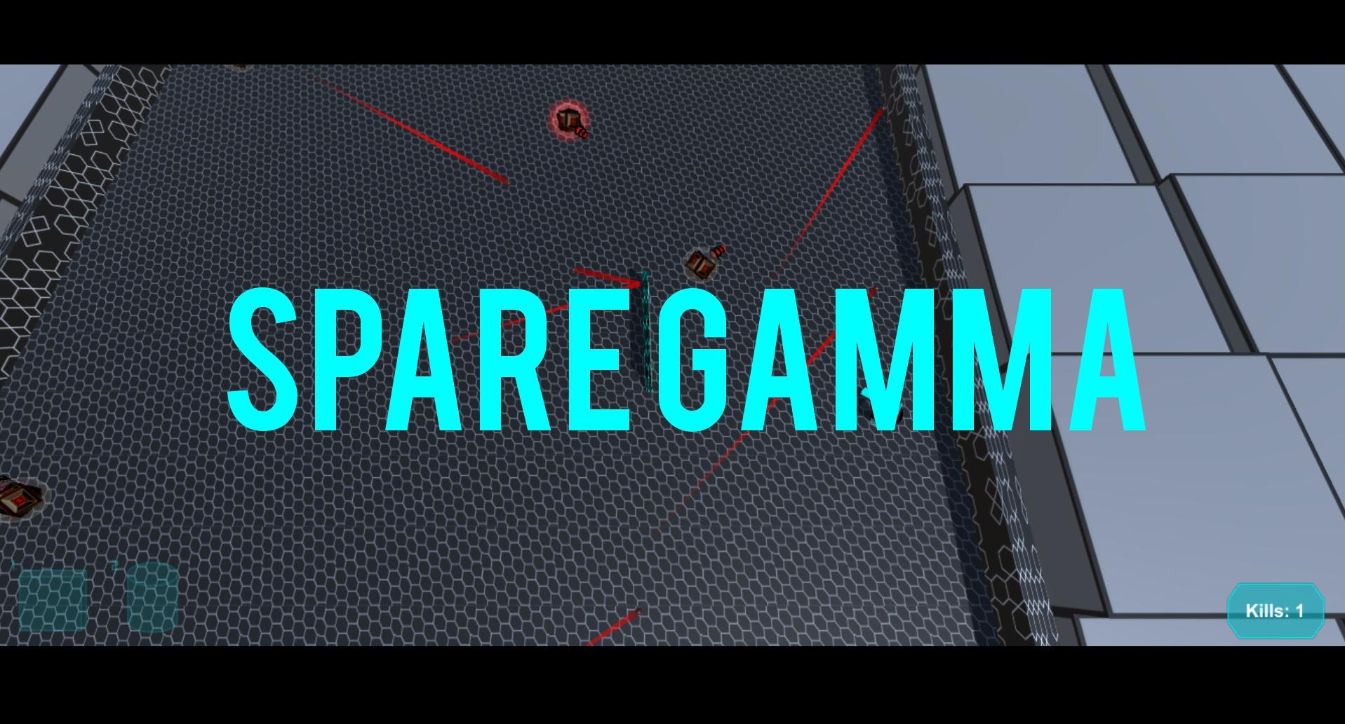 Spare Gamma