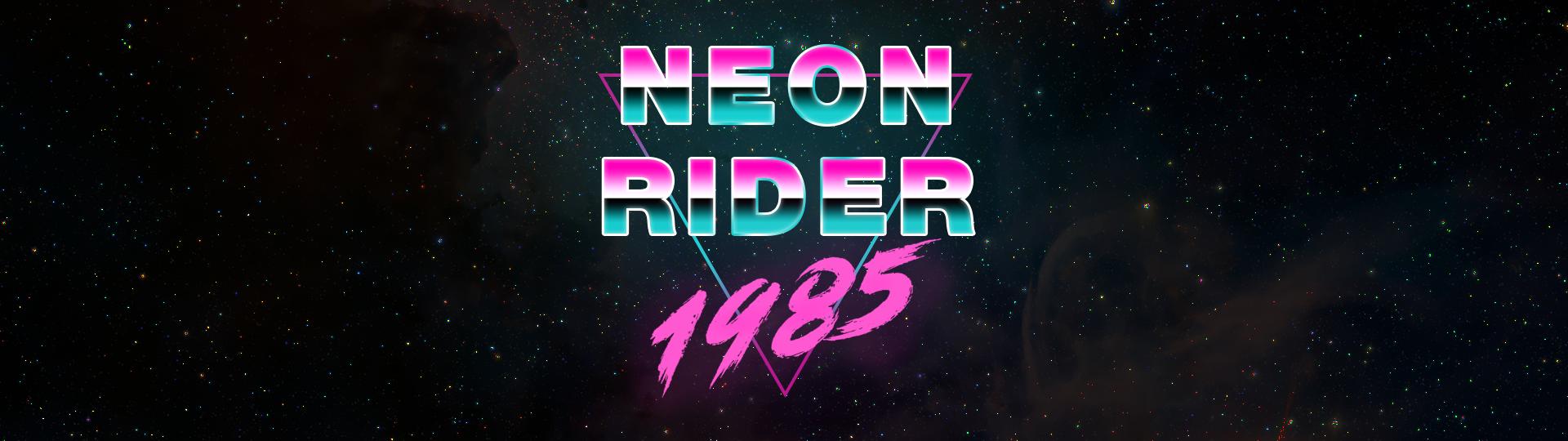 Neon Rider 1985