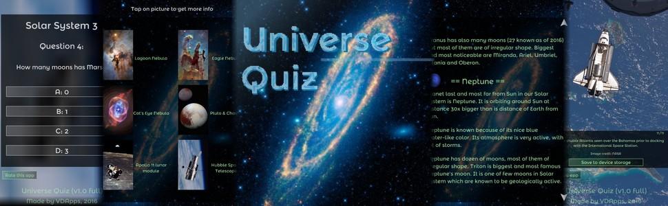 UniverseQuiz