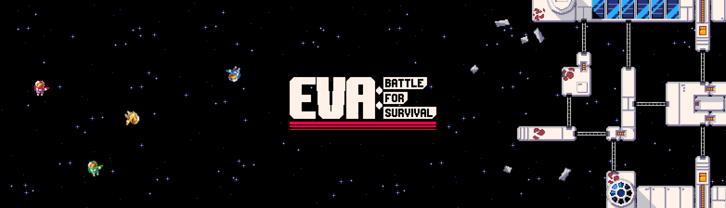 EVA: Battle For Survival