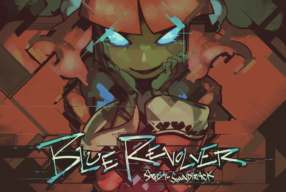 BLUE REVOLVER Official Soundtrack