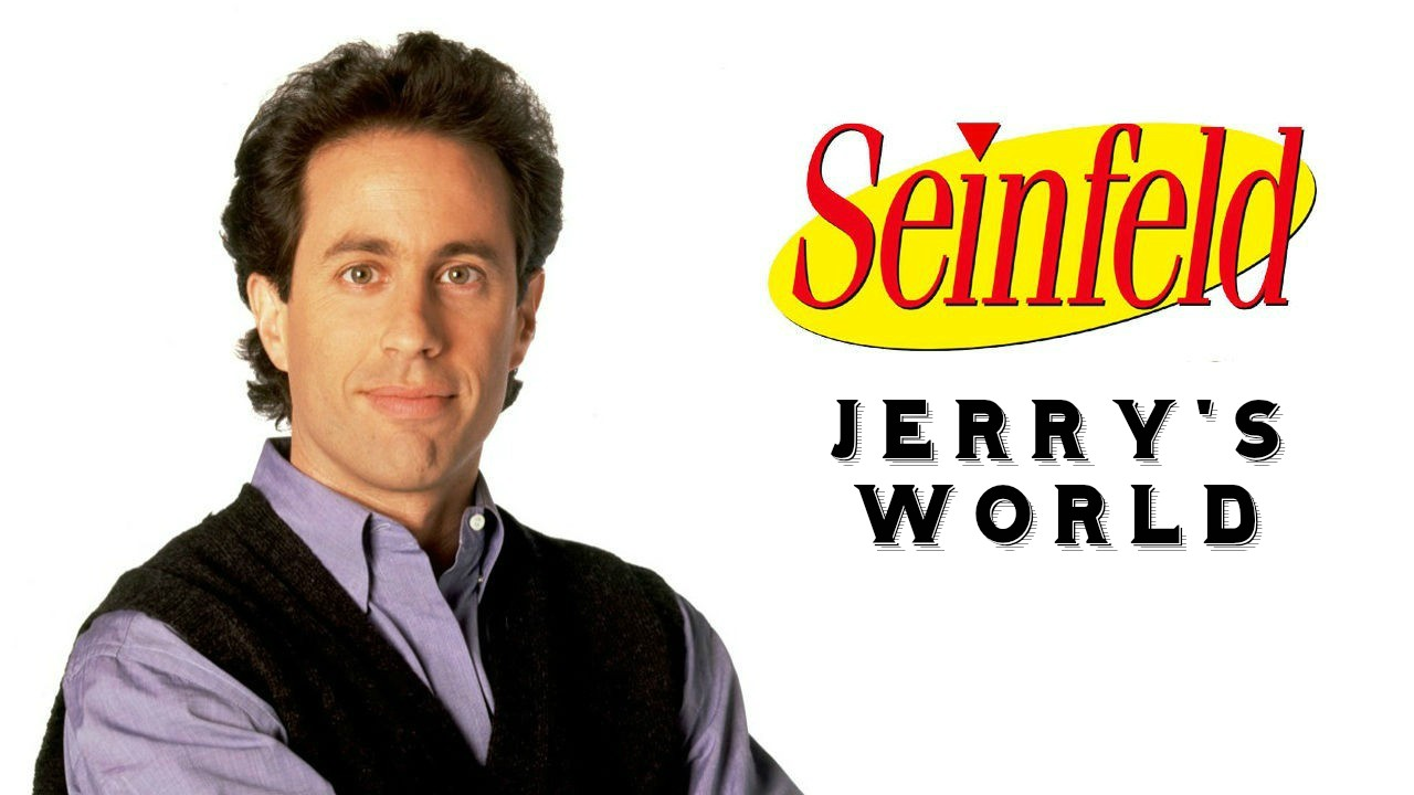 Jerry's World: A Seinfeld Story