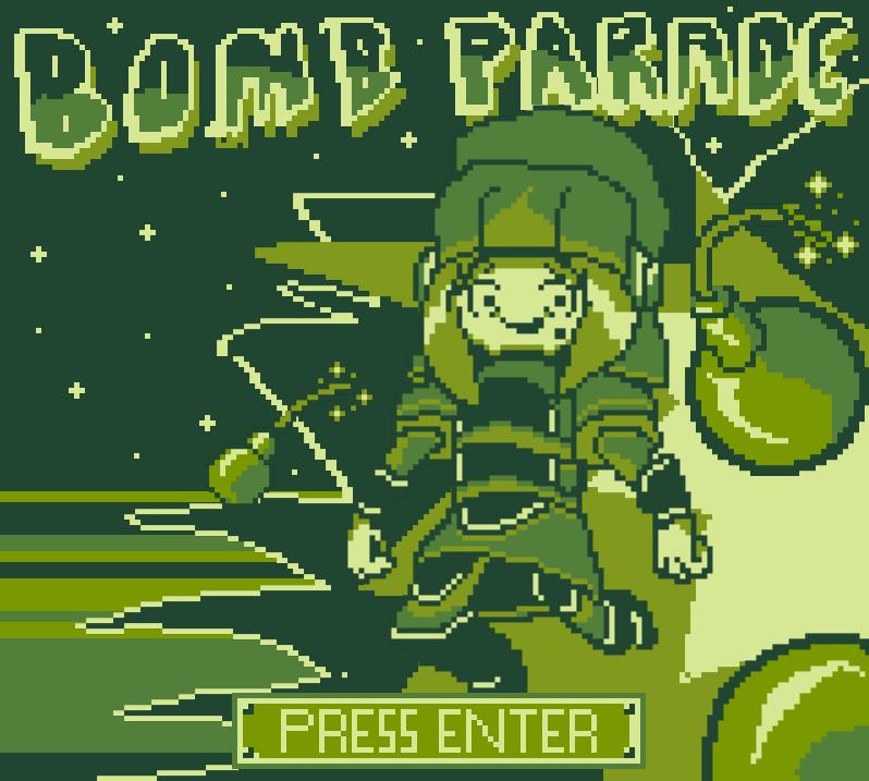 Bomb Parade!