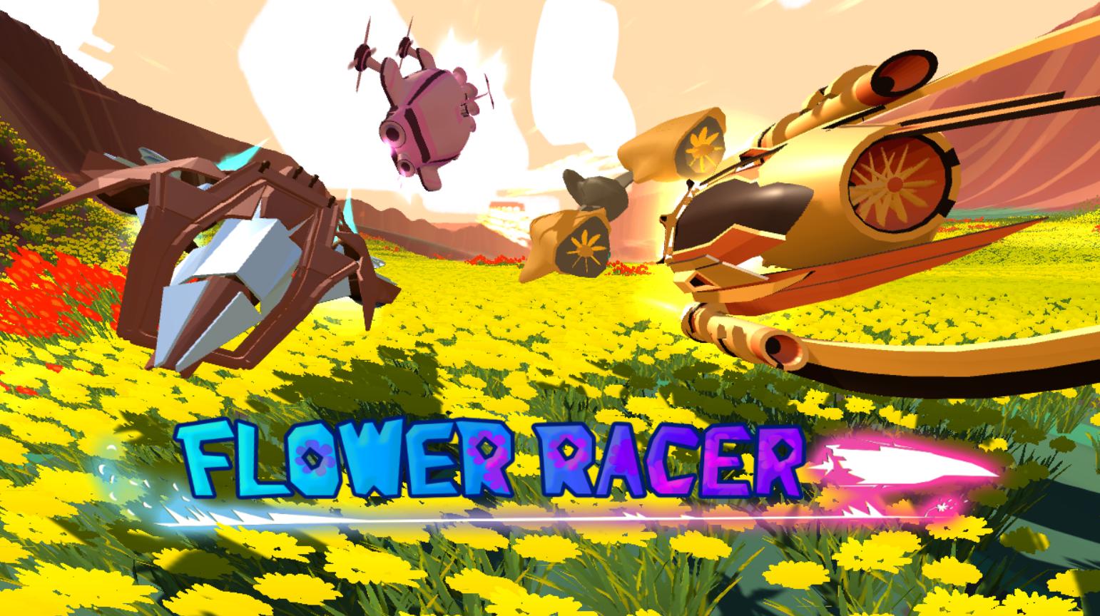 Flower Racer