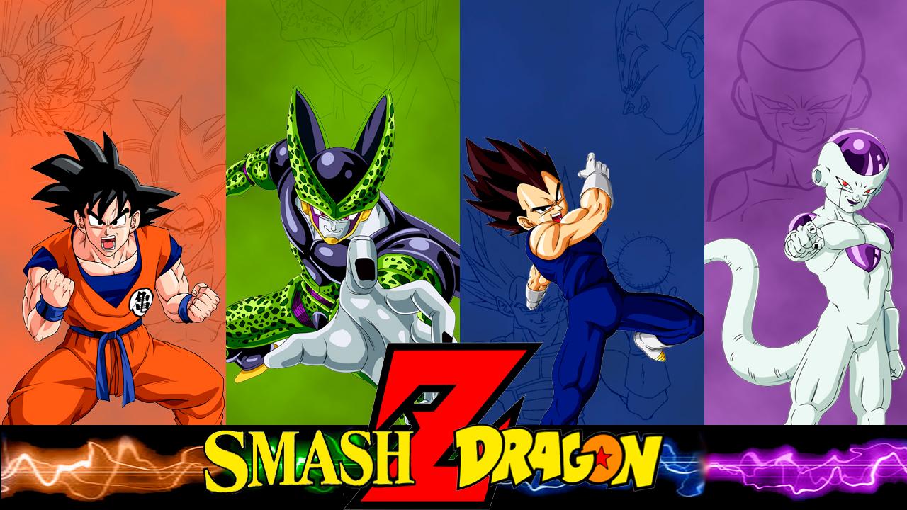 Smash Dragon Z