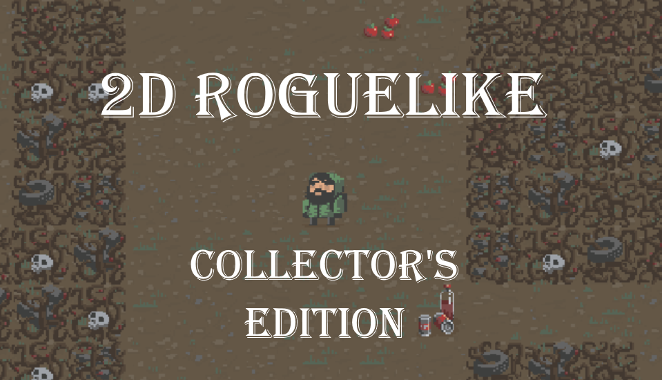 2D Roguelike Modified by RickyDiculous
