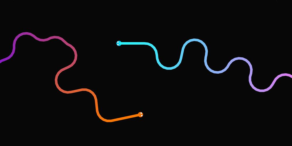 Trippy Snakes