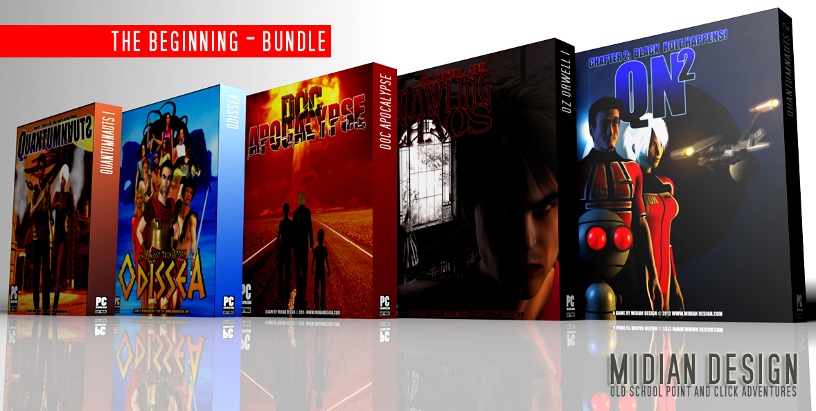 Midian Design - The Beginning (Bundle)