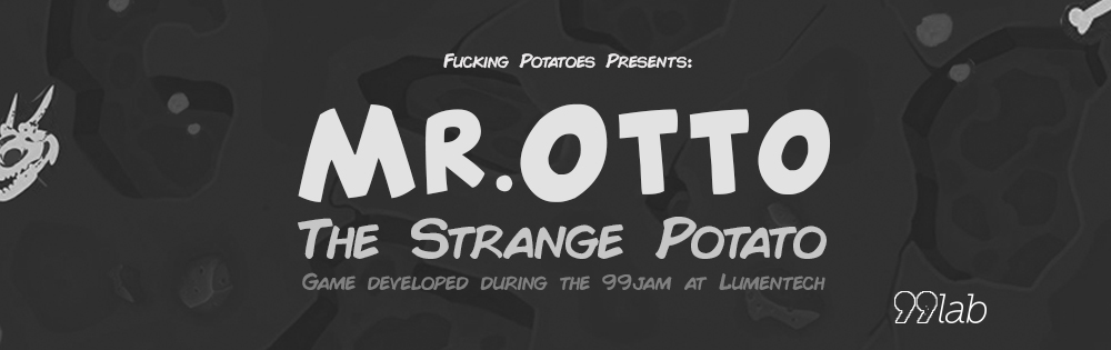 Mr. Otto: The Strange Potato