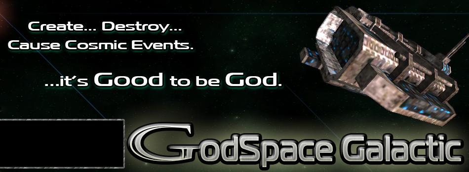 GodSpace Galactic Beta