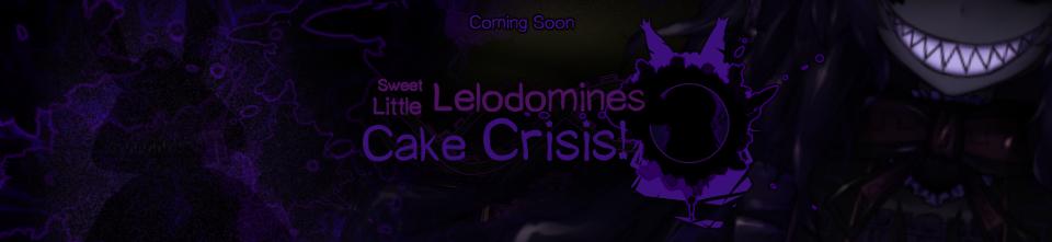 Sweet Little Lelodomine's Cake Crisis!