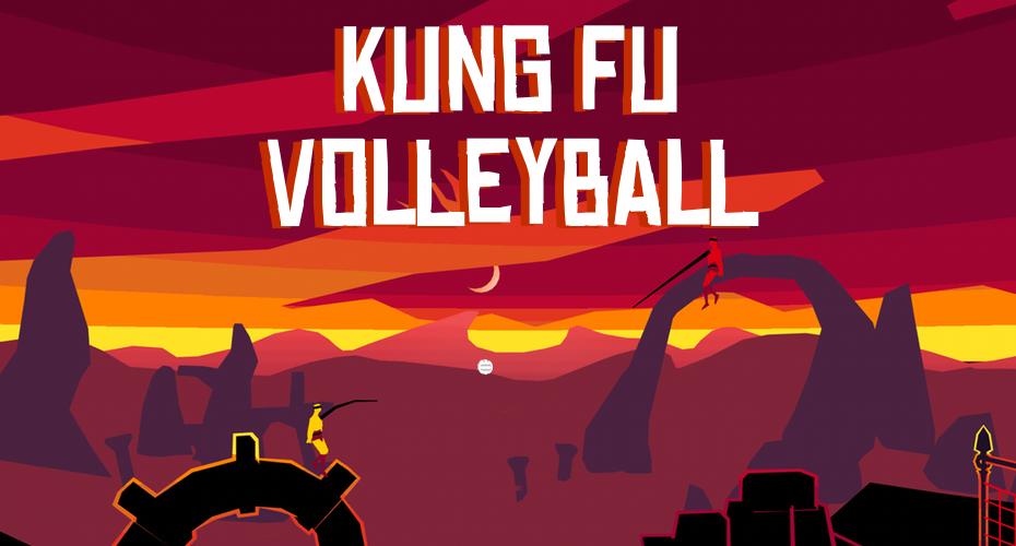 Kung Fu Volleyball