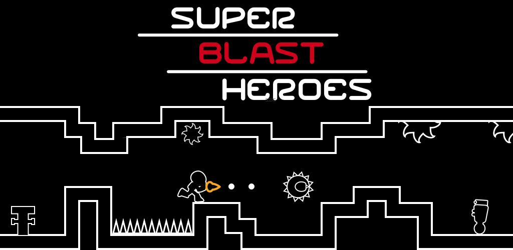 Super Blast Heroes